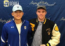 Padres Commit to Columbia University and Pomona College