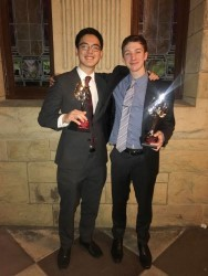 Serra Seniors Advance to Tournament of Champions for Speech and Debate