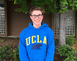 Grant Grech '18 to Attend UCLA