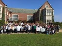 Tri-School Students Walk for Catholic Worker House