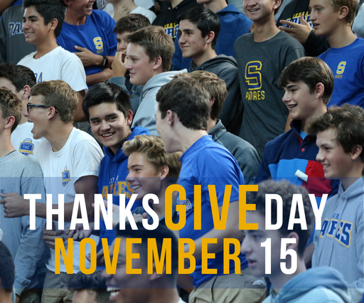 Serra Kicks Off ThanksGIVEday