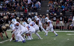 Varsity Football Plays for WCAL Title this Saturday