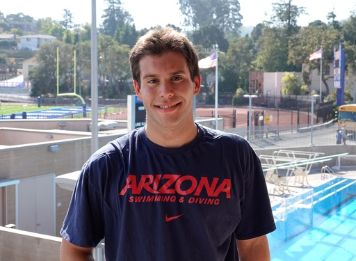 Brooks Taner '19 to Swim for the University of Arizona