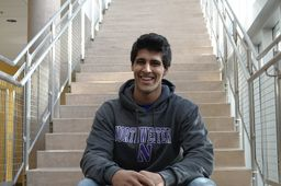 Arman Popli' 19 to Attend Northwestern University