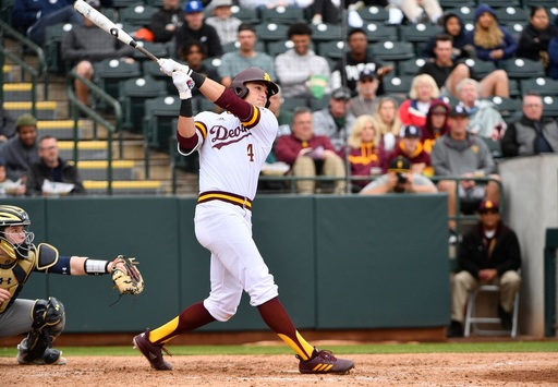 Hunter Bishop '16 Named Pac-12 Player of the Week