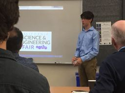 Creative Solutions for the Global Good Students Present Capstone Projects