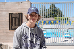 Aidan Mahaffey '19 to Attend Columbia University