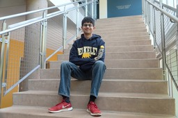 Pranav Kalra '19 to Study Mechanical Engineering at UC Berkeley