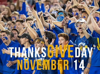 ThanksGIVEday: A Proud Past, Powering our Future!