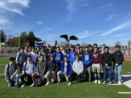 Students get a Bird's Eye View of Bald Eagle