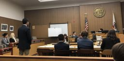 History in the Courtroom: Mock Trial Padres Advance to Semi-Finals